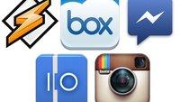 Android-Apps: Updates für Instagram, Facebook Messenger, Winamp & mehr