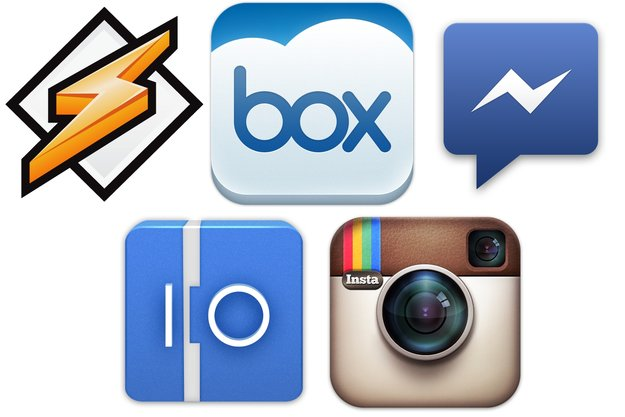 Android-Apps: Updates für Instagram, Facebook Messenger, Winamp &amp&#x3B; mehr