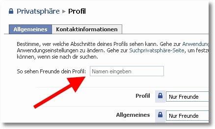 Ohne facebook freundschaft anschauen profil Facebook Abos: