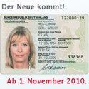 Personalausweis Mindestalter