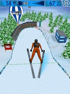 Ski Jumping Screenshot