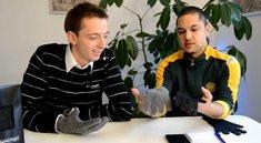 winterfinger-Touchscreen Handschuhe: Smartphone bedienen trotz Eiseskälte [für androidnext-Leser günstiger]