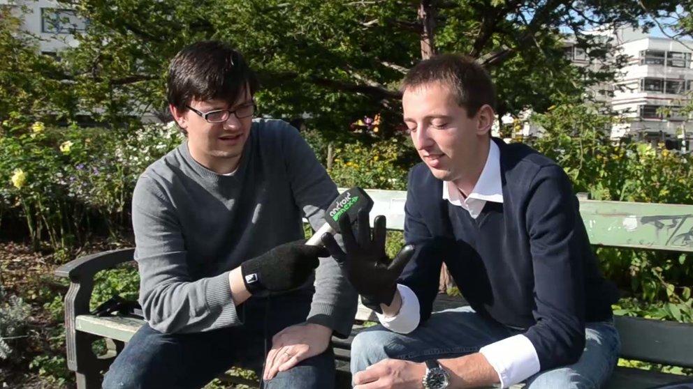 Winterfinger: Touchscreen-kompatible Handschuhe vorgestellt [Interview + Rabatt]