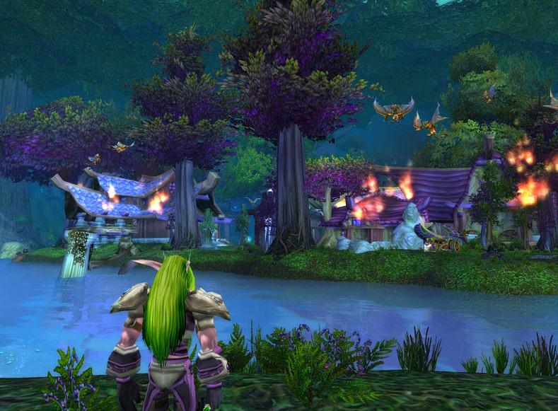 World of Warcraft: Cataclysm буквально только что появился на прилавках, а