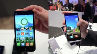 Xiaomi Mi-2 und Oppo Find 5: Chinas Smartphone-Stars im Hands-On [CES 2013]
