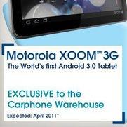 Motorola Xoom: Benutzerhandbuch aufgetaucht