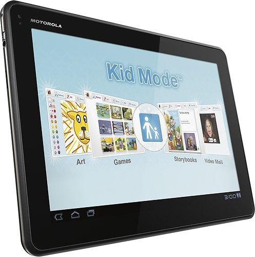 """Motorola Xoom """"Family Edition"""" ist ein Xoom für Kinder"""