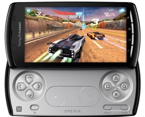 Sony Ericsson Xperia Play ab 1. April in Spanien