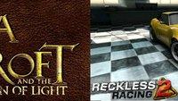 Sony Ericsson Xperia Play: Lara Croft GoL und Reckless Racing 2 kommen