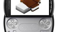Xperia Play: ICS-Update von Sony auf Basis eines Custom ROMs?
