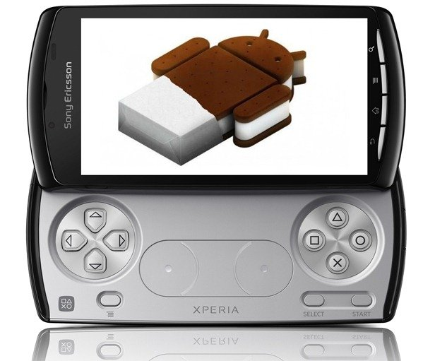 Sony Ericsson Xperia Play: Kommt das ICS-Upgrade doch?