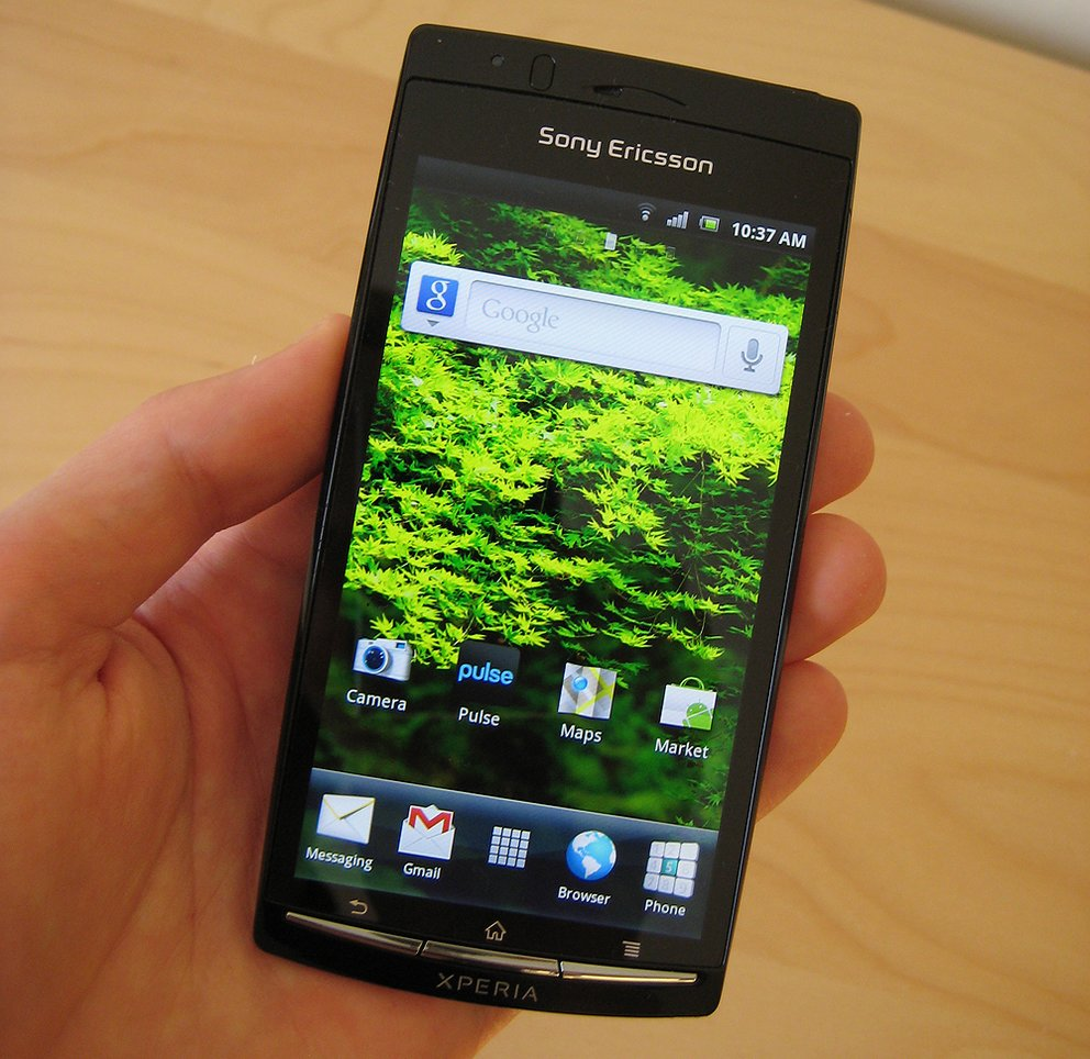 Sony Ericsson Xperia Arc: Hands-On mit Video