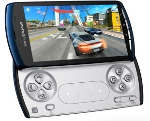 Xperia Play bekommt HD Videoaufnahme-Funktion