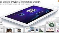 ZiiLabs Jaguar3: Das dünnste Honeycomb-Tablet