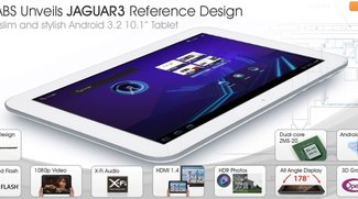 ZiiLabs Jaguar3: Das dünnste Honeycomb-Tablet