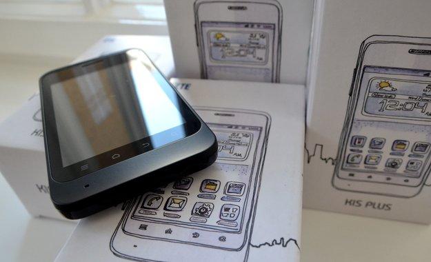 ZTE Kis Plus: Das preiswerte Smartphone im androidnext-Lesertest