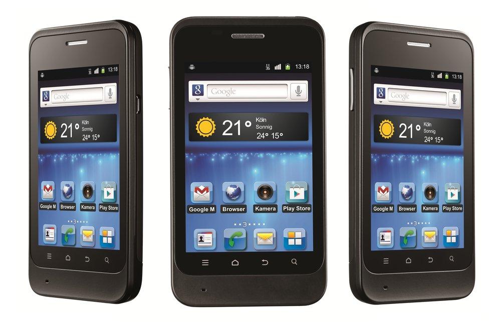 ZTE Kis Plus: Neuer Prepaid-Androide für 99,99&nbsp&#x3B;Euro bei congstar