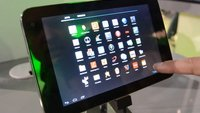 ZTE TT98: Tegra 3-Tablet mit 7 Zoll im Hands-on [CES 2012]